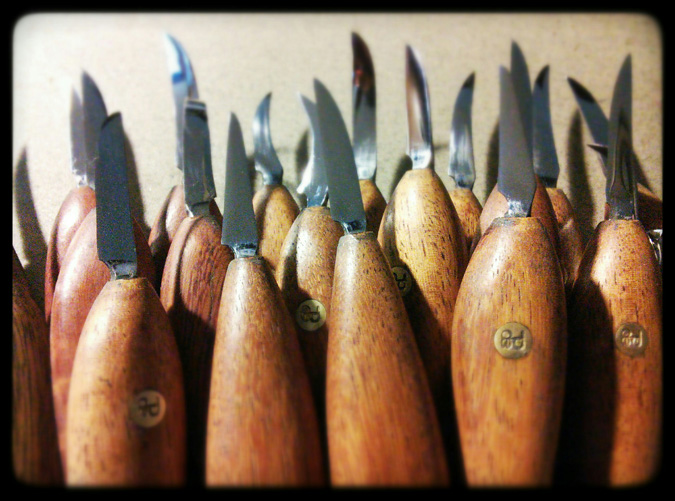 The Knives at Cape Forge
